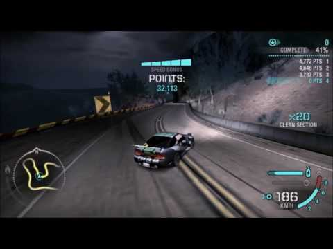 need for speed carbo drift - Initial D I Won't Fall Apart [EUROBEAT]