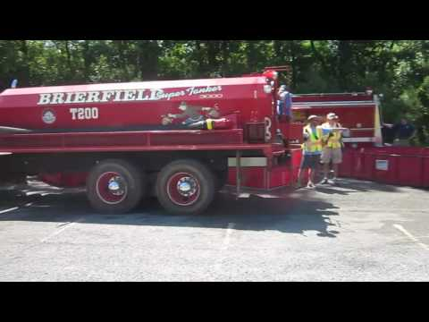 Part 9 - Rural Water Supply Drill - Shelby County, Alabama - May 2016