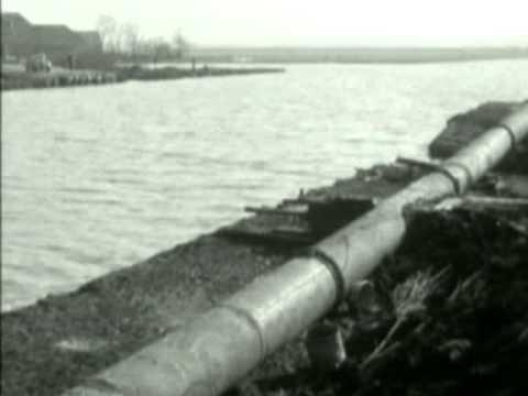 1949: Aanleg Tuinstad Slotermeer in Amsterdam-West - de groei in Nieuw-West - oude filmbeelden