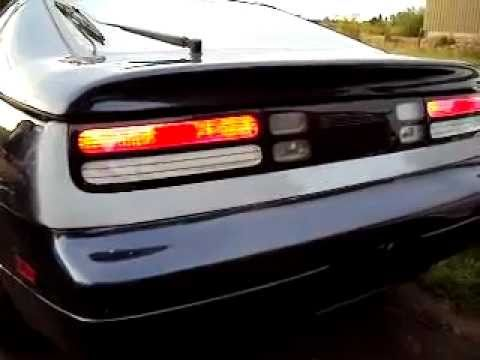 Nissan 300zx Rear Led Tail Lights Youtube