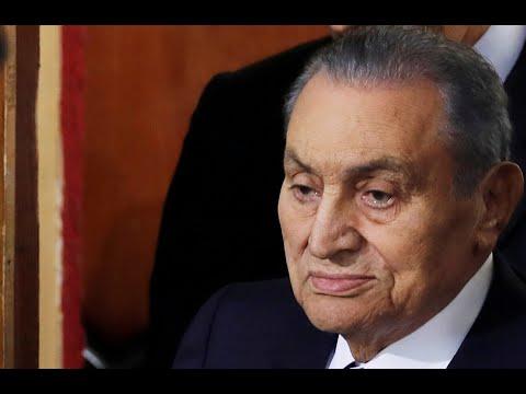 حصريا سبب وفاة الرئيس الاسبق محمد حسني مبارك ومكان دفنه ؟