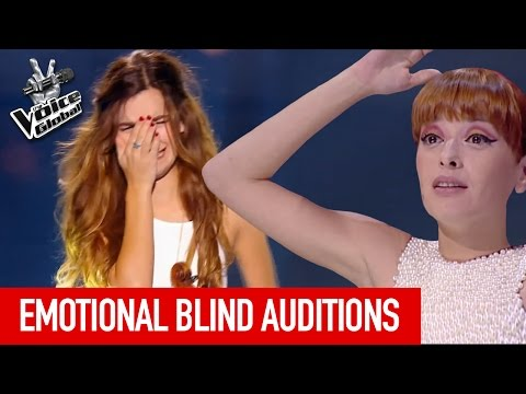 The Voice | MOST EMOTIONAL Blind Auditions [PART 2]