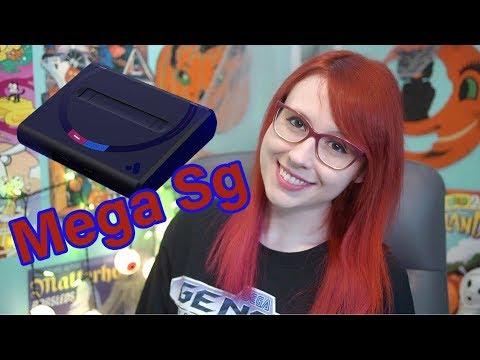 Analogue Mega Sg: the NEW SEGA Genesis FPGA Console