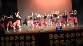 LSR Dance Society Orientation Day Performance 2014
