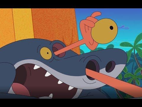 Zig & Sharko 🙈 MONSTER FACES 🙈 Full Episode In HD