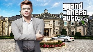 Video JUSTIN BIEBER IN GTA 5!! (GTA 5 Mods) download MP3, 3GP, MP4, WEBM, AVI, FLV Desember 2017