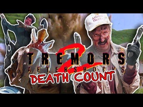 Tremors 2: Aftershocks (1996) | DEATH COUNT