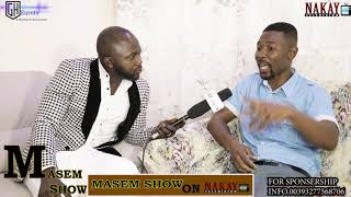 I NEARLY DIED IN LIBYA, A GHAIANAN WHO TRAVEL TO LIBYA TOLD MASEM SHOW EPISODE 1
