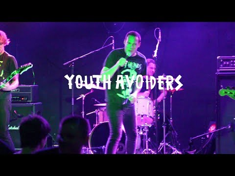 Youth Avoiders, Stalled Minds, Wild Forms, The Celetoids, Rules (Močvara 22.5.2017.)