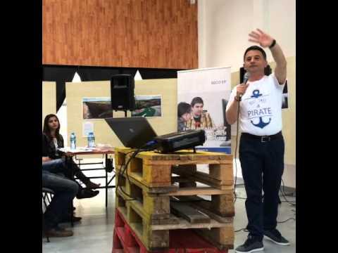 Startup Pirates Tirana Launch Event