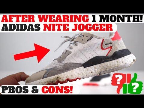 cd45336314b77 Buy Adidas Nite Jogger here https   bit.ly 2TW95Op. Buy Iniki Boost here  https   bit.ly 2FnP7nG. Help me reach 500k Subscribers!