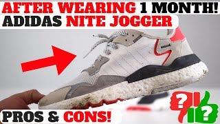 adidas NITE JOGGER PROS \u0026 CONS REVIEW