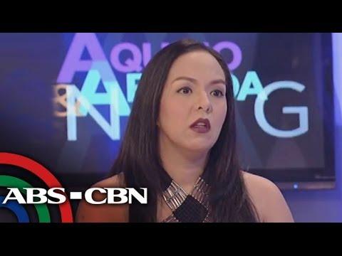 Why Maegan Aguilar went public against dad