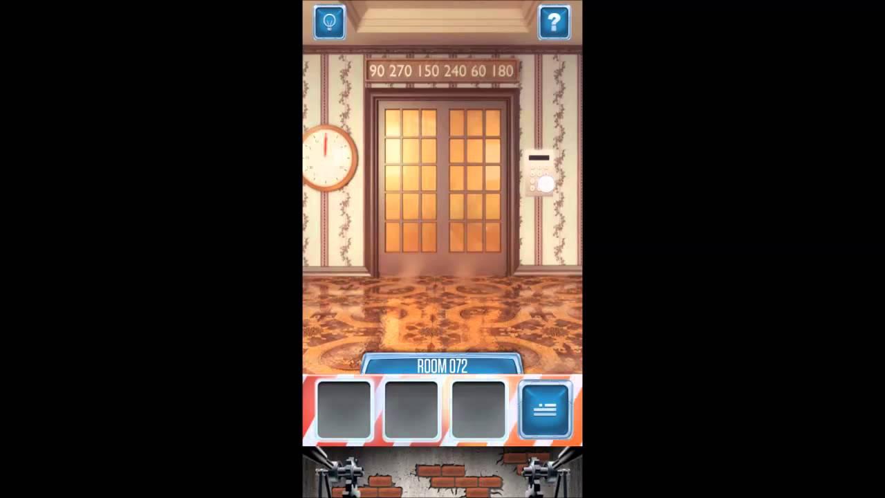 100 Doors Full Level 72 - Walkthrough - YouTube