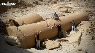 Pourquoi les Égyptiens n'ont pas taillé le granit avec des outils de bronze !