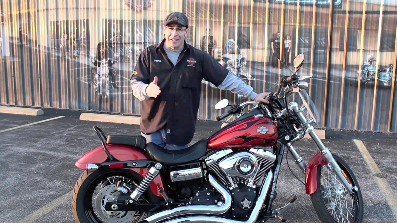 pre-owned 2011 harley-davidson dyna wide glide - youtube