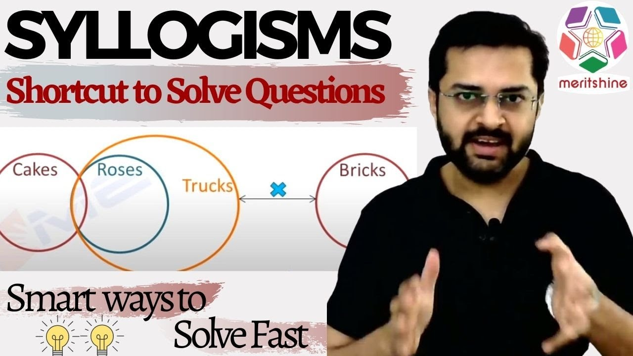 Syllogism 3 learn the shortcut to solve syllogism questions syllogism 3 learn the shortcut to solve syllogism questions youtube pooptronica