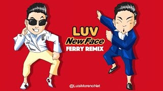PSY [싸이] - LUV New Face (Ferry Remix)