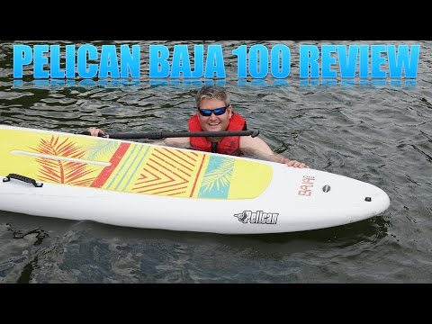 Pelican Baja 100 SUP Review