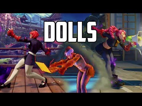 SFV: Dolls [Feat. Decapre, Juli, Marz, Aprile, Santamu, Satsuki, Fevrier]