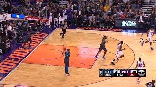 2nd Quarter, One Box Video: Phoenix Suns vs. Dallas Mavericks