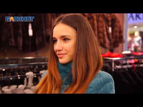 Стильные шубки: Александра на весь день «застряла» в меховом магазине