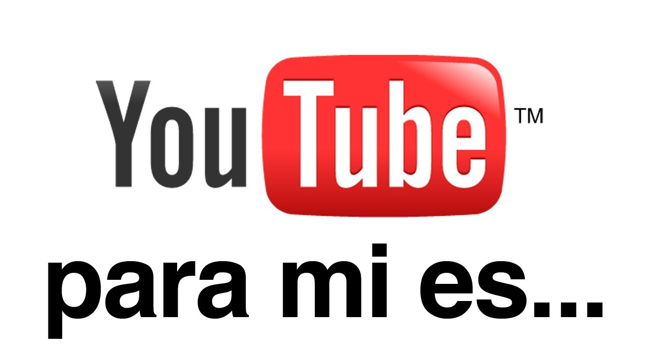 que significa youtube