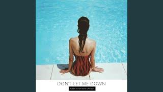 Gambar cover Don't Let Me Down (Radio Edit)