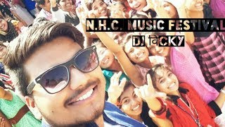 N.H. C. Music Festival |DJ Vicky| A Dream Project Films