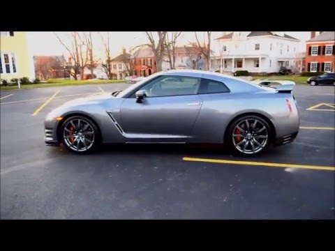 2014 Nissan GT-R For Sale In Lancaster, Ohio.  SOLD