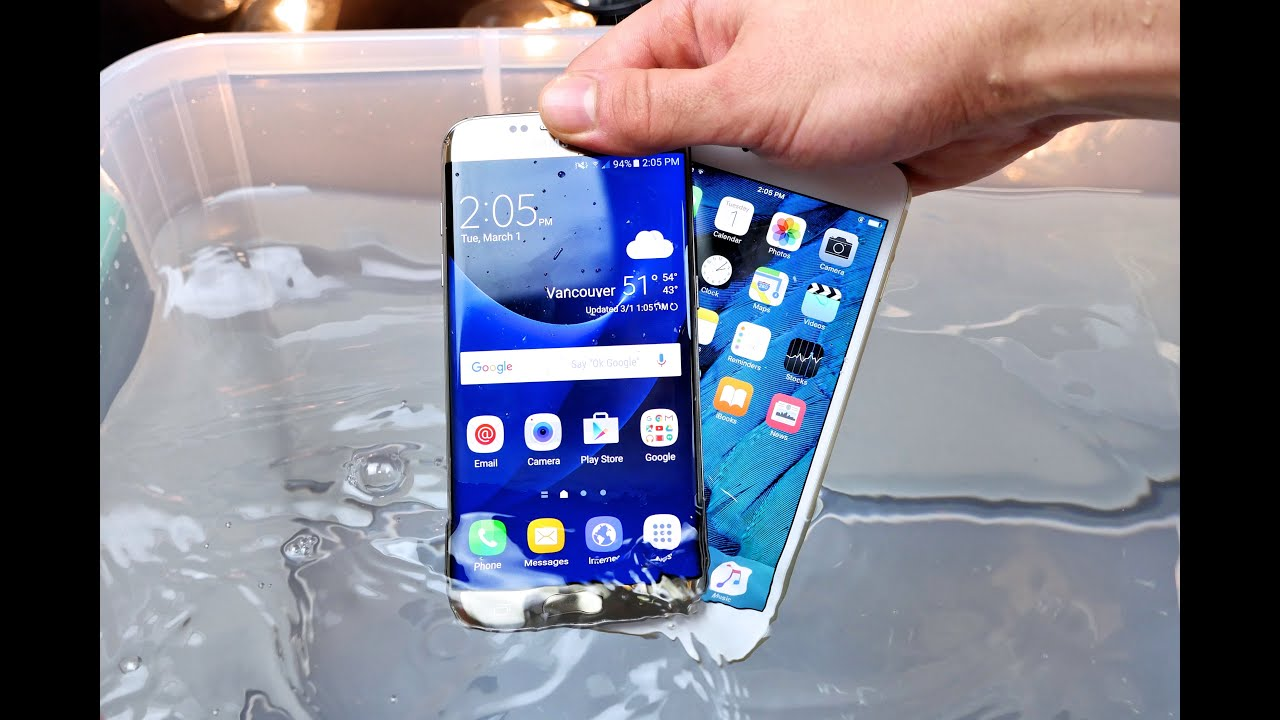 Samsung galaxy 7 waterproof