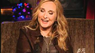 Melissa Etheridge Talks About Performing on DWTS! (Private Sessions) Thumbnail
