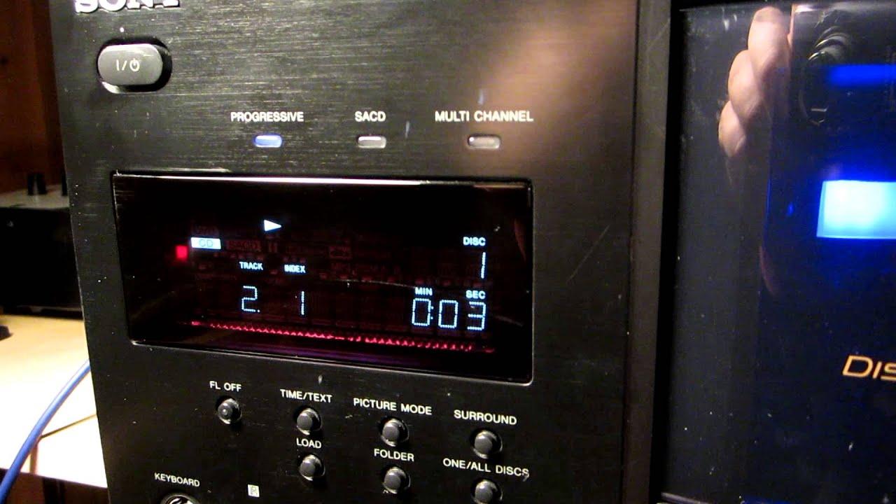 Sony DVP-CX985V