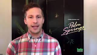 Andy Samberg & Cristin Milioti Interview: Palm Springs
