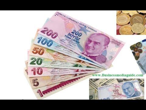 Turkish Lira Exchange Rate 25 03 2020