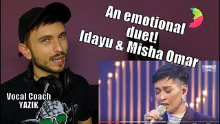 Vocal Coach Yazik Reacts To Idayu Feat Misha Omar Cinta Live Di Bintang Minggu Ini MP3