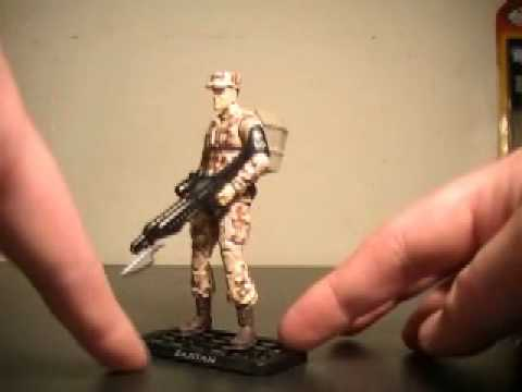 G.I. Joe The Rise Of Cobra Toys R Us 5 Pack Review (g.i. Joe)