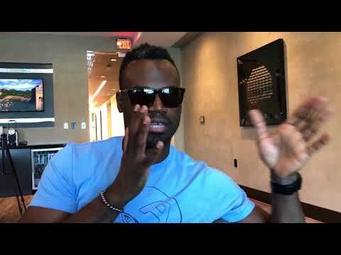 Uriah Hall opens up about his near-death experience cutting weight for UFC Fight Night | ESPN