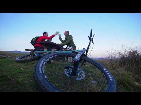 Bike Weekend in Western Balkan Mountains