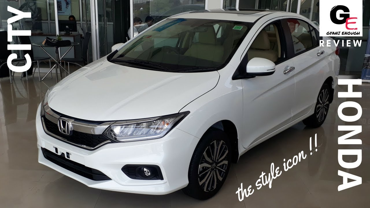 2018 Honda City VX With Sunroof
