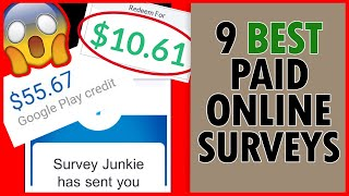How to make extra money | 9 best paid online surveys