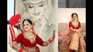 Highlights Of Wedding|Fateh Productions- 9855102040