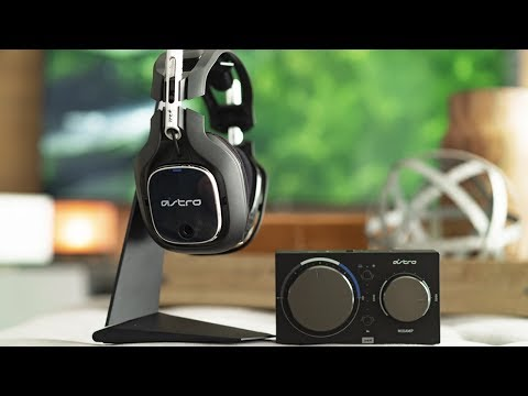 THE NEW BEST GAMING HEADSETS (New Astro A40 And Mixamp Pro)