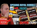 WE DID IT 8K SUBS!! ROYAL RUMBLE PACK OPENINGS, TITAN PLATINUM PACK + MORE! Noology WWE SuperCard S4