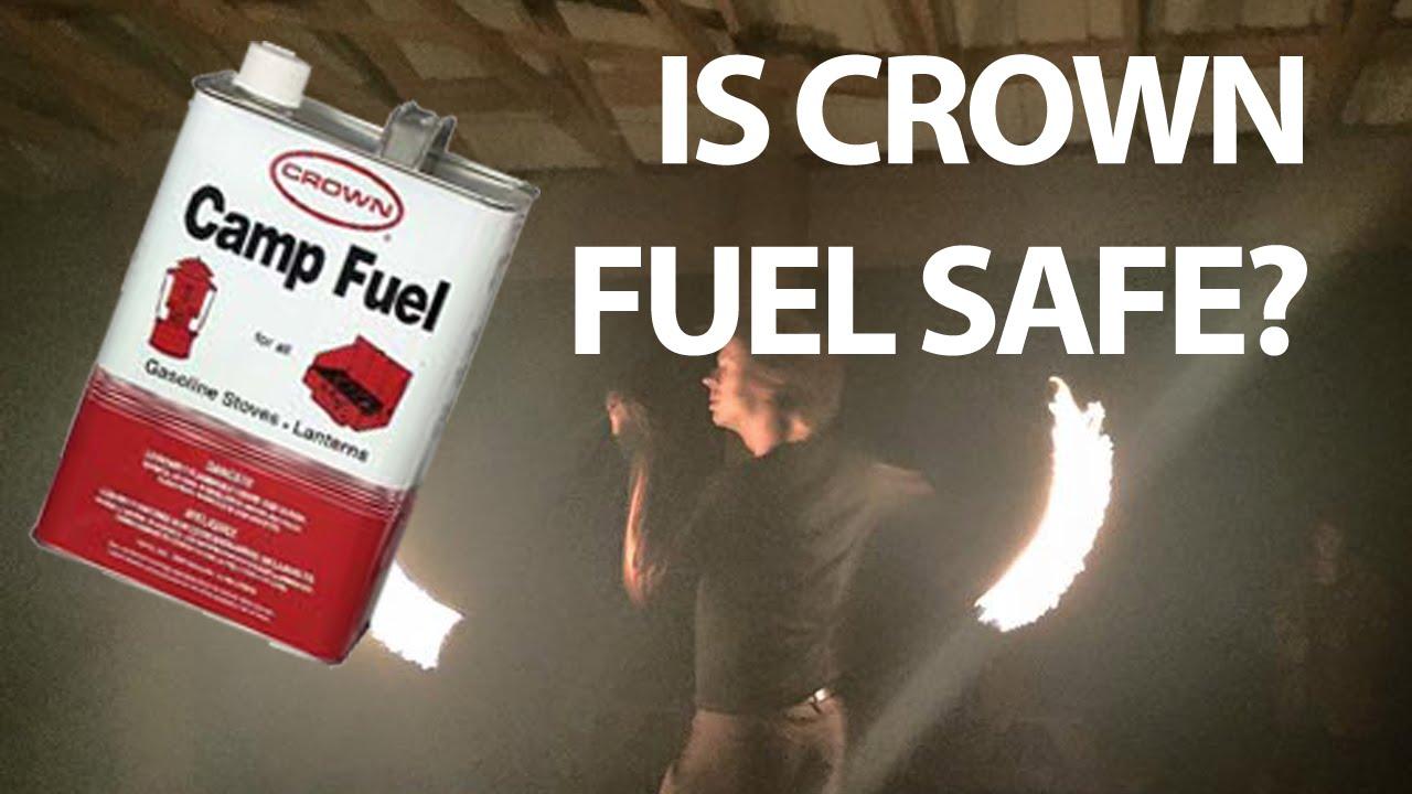 Is Crown Fuel Safe? : poi