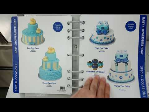 Sam S Club Birthday Cake Style Youtube