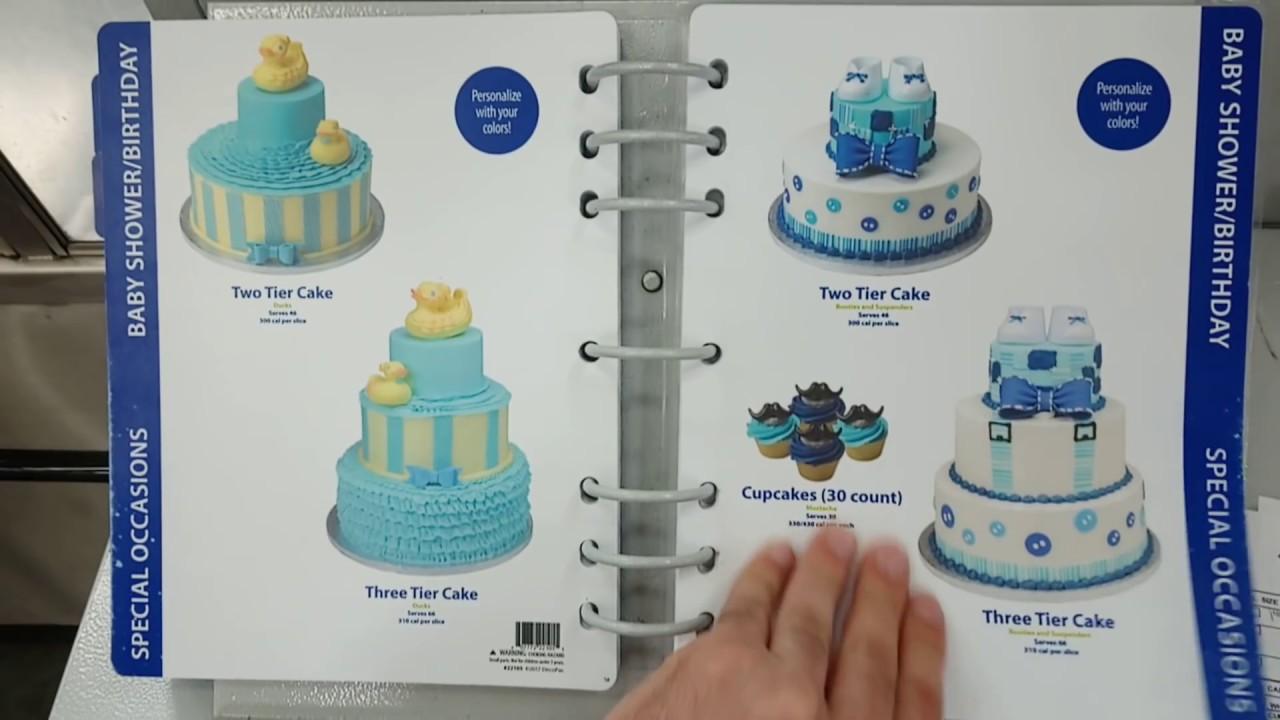 Sams Club Birthday Cake Style Youtube
