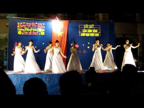Giấc Mơ Cánh Cò - Chung Kết Mừng Đảng Mừng Xuân THPT Long Khánh 2013 - 11A6