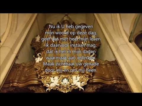 Lied 345 (Gezang 341) Gij hebt uw woord gegeven; Hinsz Bovenkerk Kampen, Samenzang
