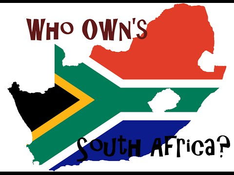 Who Own's South Africa?